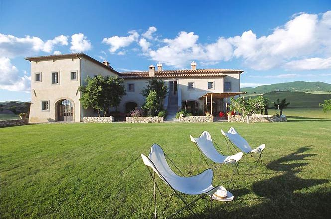 Tuscany Hill Luxury Mansion