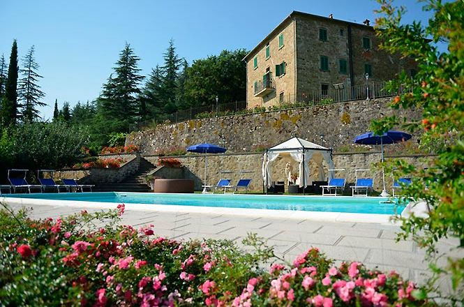 Tuscany Stylish Country Palace