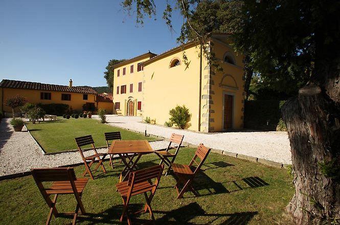 Elegant Rural Villa