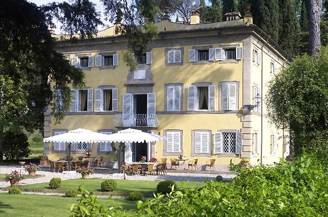 Luxury Palace Lucca
