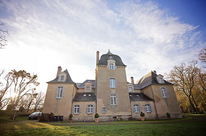 Luxury Castle Brittany