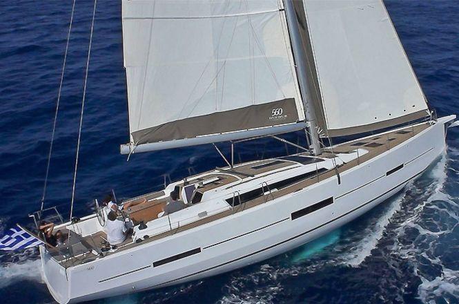 Andros Sailing Boat
