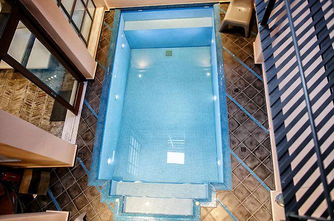 Athens Pool House