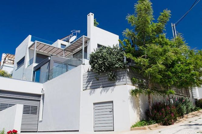 Seaside Athens House