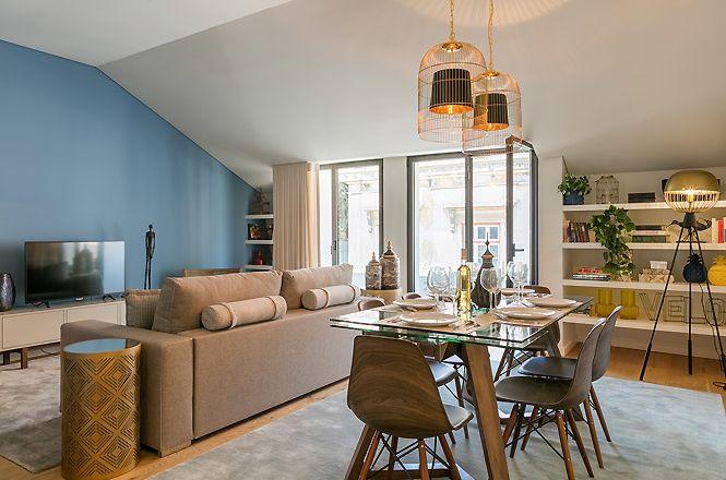 Conservatory Luxury Apartment