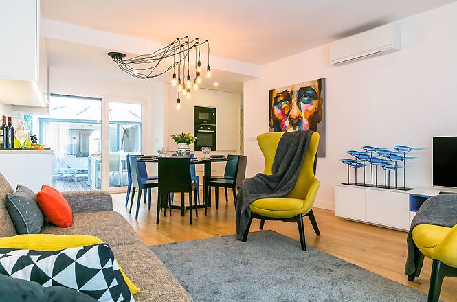 Stylish Apartment Lisbon