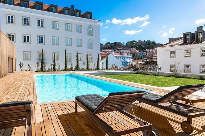 Jardim da Graca Pool Apartment