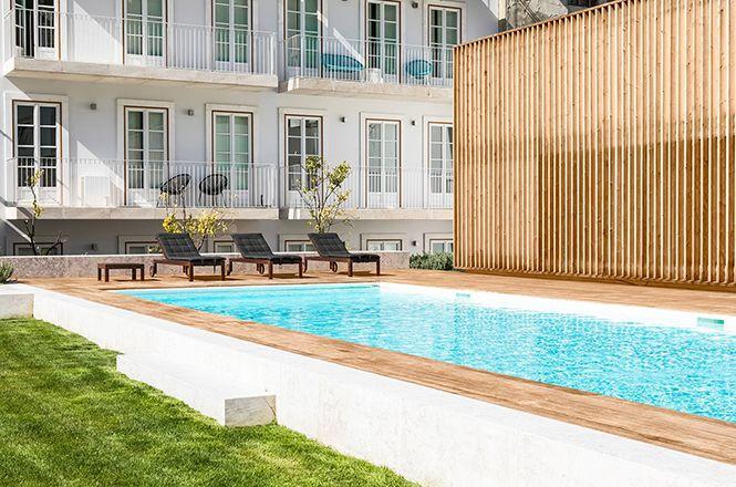 Jardim da Graca Pool Patio