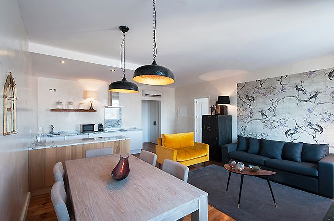 Downtown Lisbon Apartment
