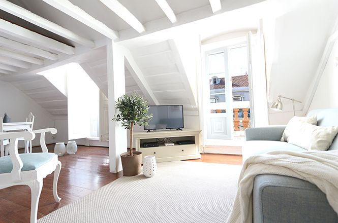 Downtown Lisbon Penthouse