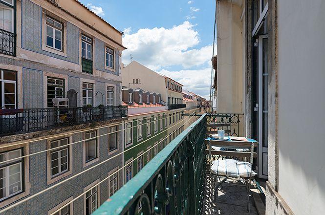 Downtown Lisbon Flat