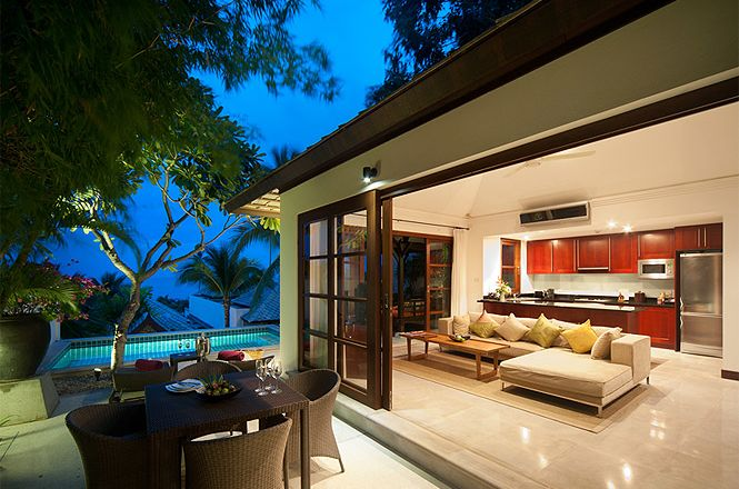 Private Luxury Pool Villa