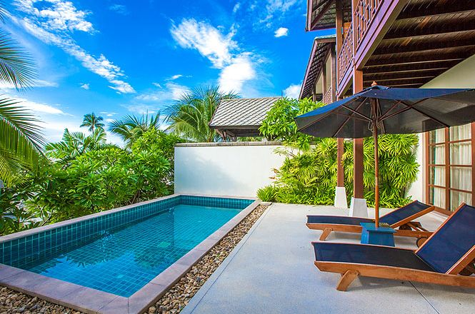 Private Ocean View Luxury Villa