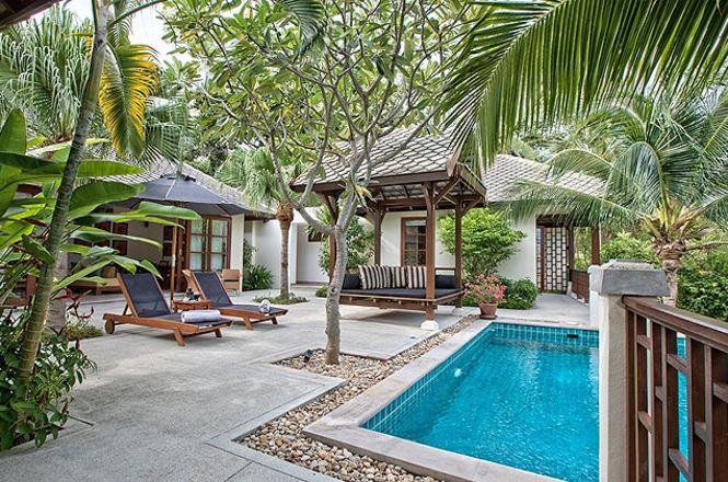 Private Family Pool Villa