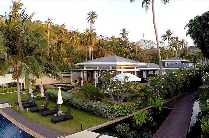 Lotus Beach Delux Villa