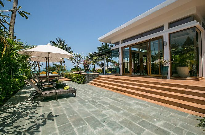Lotus Beach Delux Villa