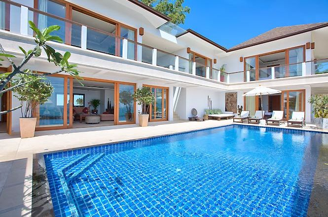 Luxury Oceanview Villa