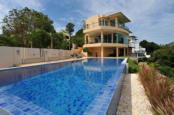 Luxury Seaview Villa