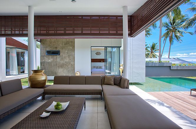Luxury Golden Beach Villa