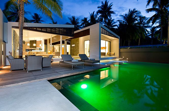 Luxury Golden Sea Villa