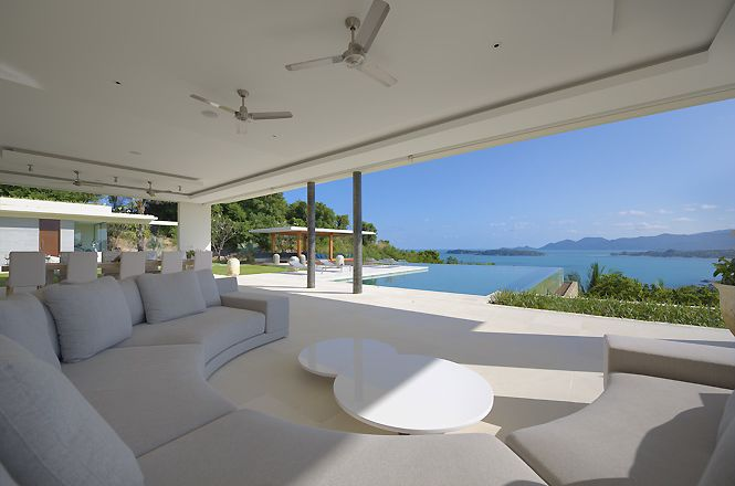 Luxury Design Pearl Villa