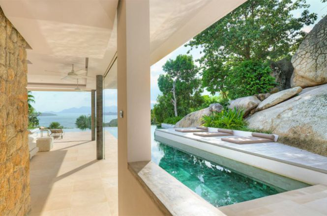 Luxury Design Quartz Villa