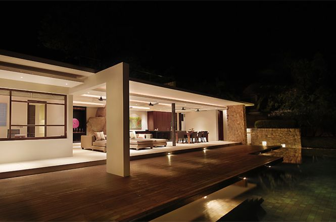 Luxury Design Ivory Villa