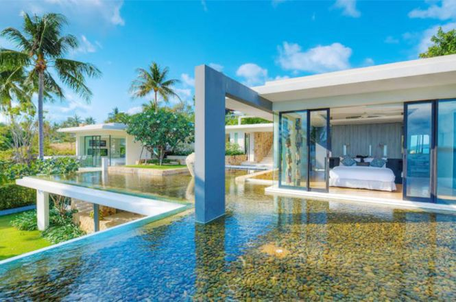 Luxury Design Diamond Villa