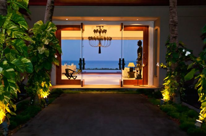 Chanweng Luxury Villa