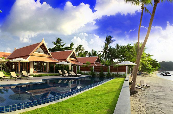 Luxury Private Asian Estate