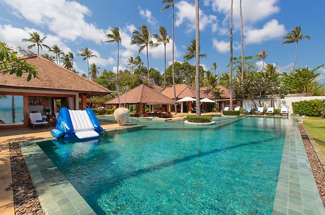 Luxury Tropical Asian Villa