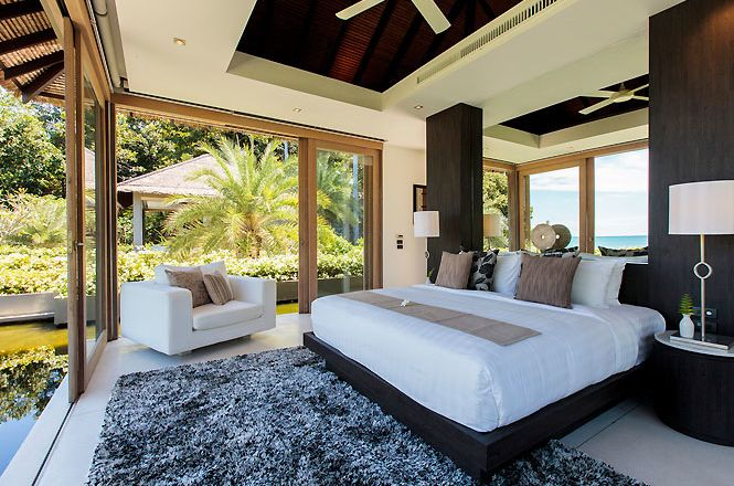 Private Beach Villa