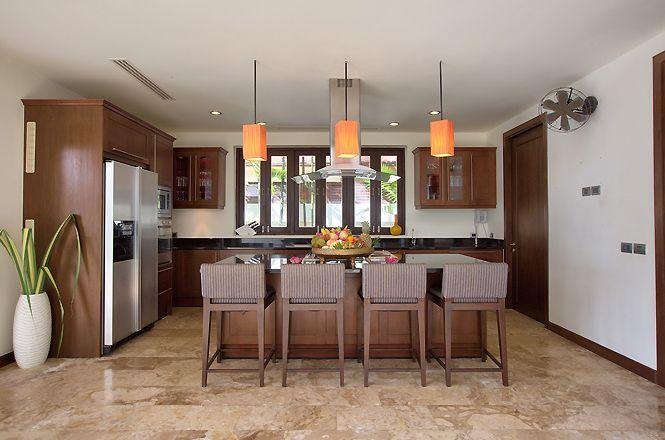 Design Seafront Asian Villa
