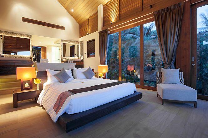 Stylish Oceanview Asian Villa