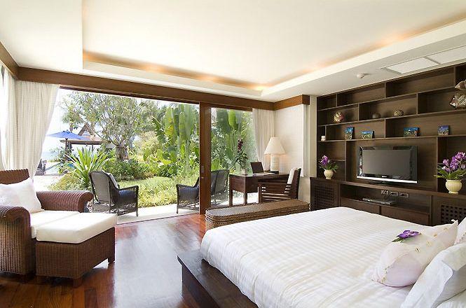 Traditional Seaside Asian Villa
