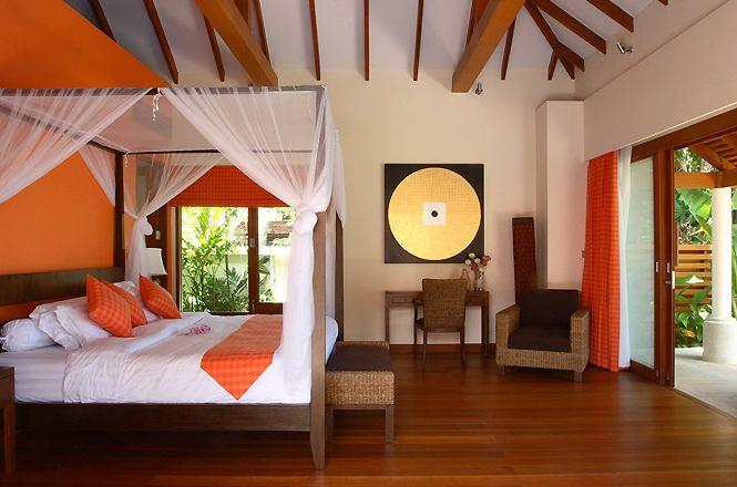 Deluxe Asian Villa