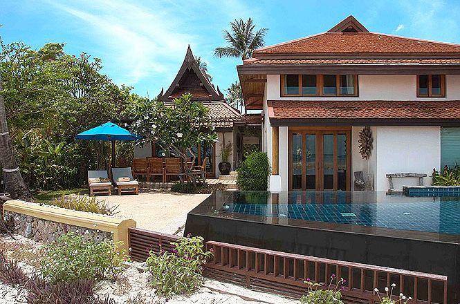 Seaview Beach Resort Villa