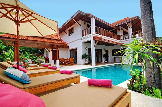 Boheme Beach Resort Villa