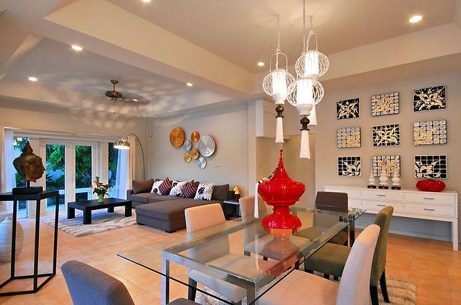 Luxury Beach Resort Villa