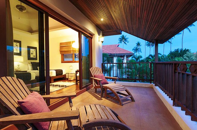 Stylish Beach Resort Villa