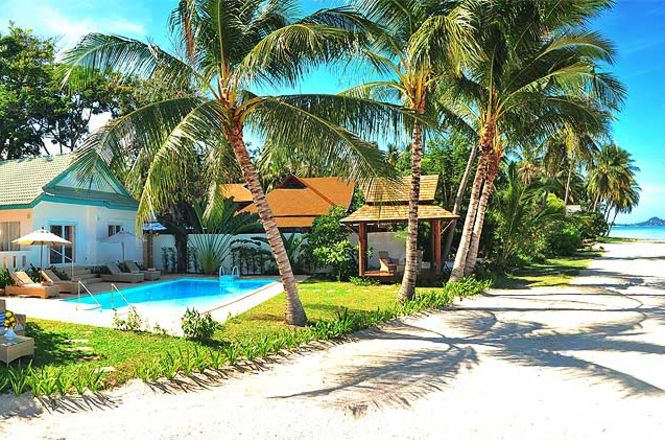Oceanview Beach Resort Villa