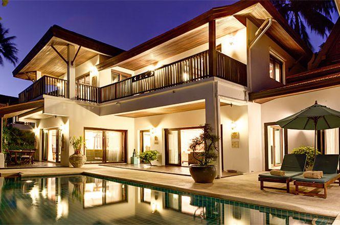 Deluxe Beach Resort Villa