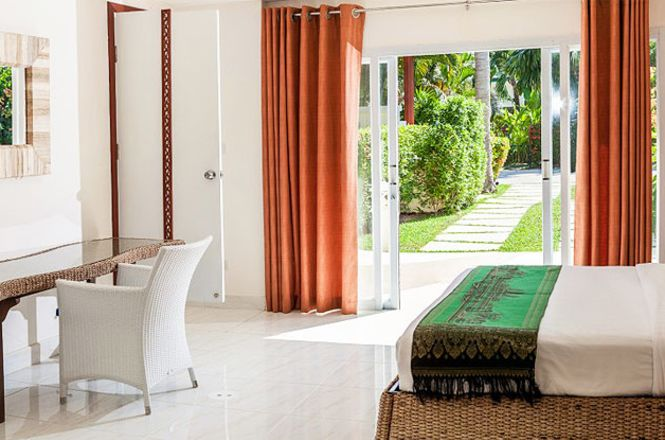 Contemporary Beach Resort Villa