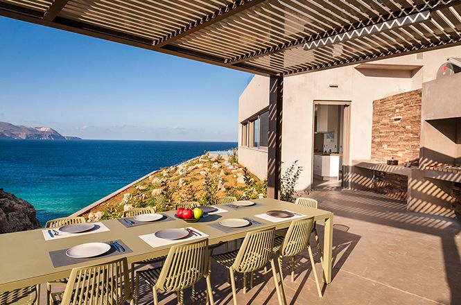 Crete Seaside Villa