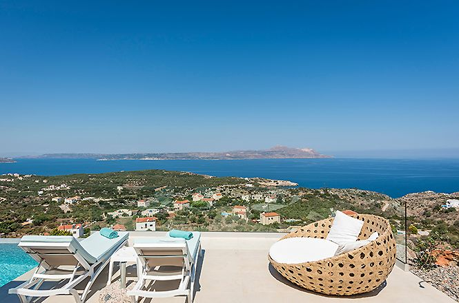 Chania Seaview Villa