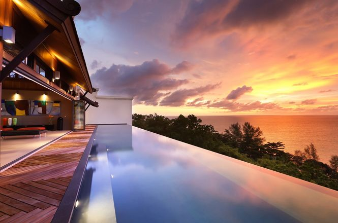 Deluxe Oceanview Villa