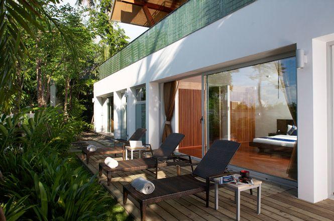Deluxe Bayview Villa