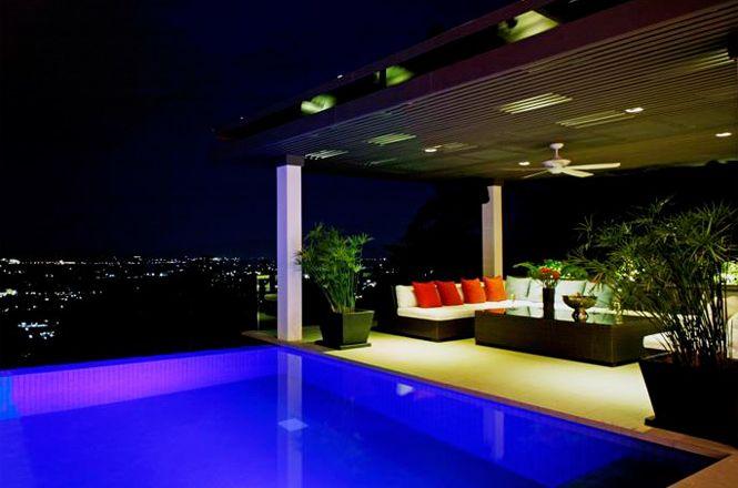 Surin Oceanfront Villa
