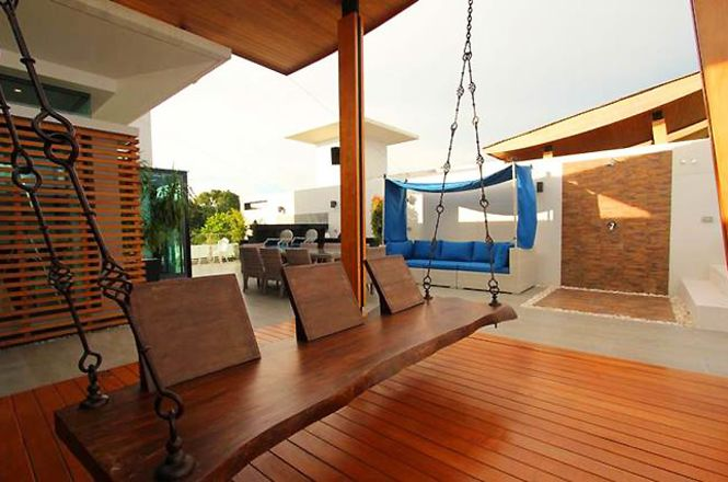 Stylish Seaview Villa