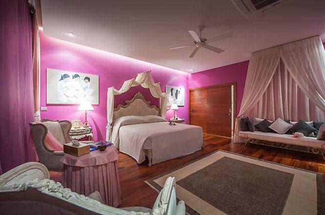 Stylish Seaview Villa